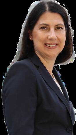 Ihre Bundestagsabgeordnete der FDP Nürnberg | Katja Hessel Logo