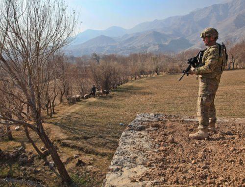 Persönliche Erklärung zum Afghanistan-Einsatz