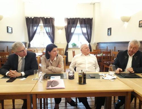 Im Gespräch mit der Passauer Neue Presse