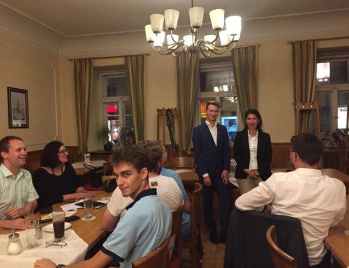 Passauer Neue Presse(PNP): Katja Hessel diskutiert über Mobilität 4.0