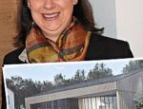 Passauer Neue Presse(PNP): Katja Hessel zu Besuch in Kollnburg