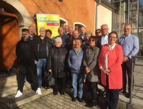 Donaukurier: Nominierungsversammlung der FDP Greding